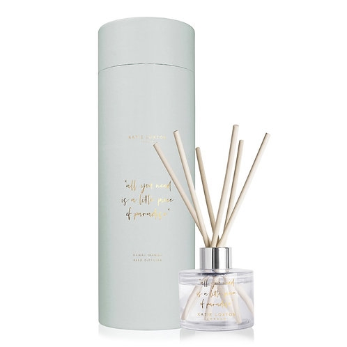 All you need is a little piece of paradise diffuser
