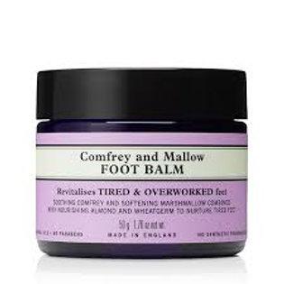 Comfrey & Mallow Foot Balm