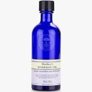 Organic Mothers Massage Oil