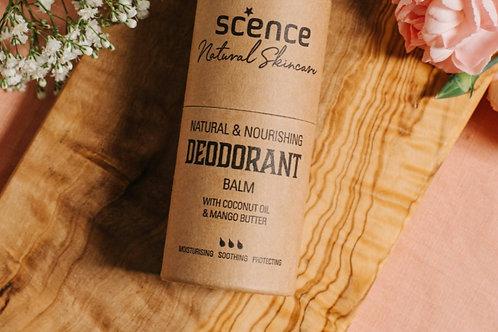 Cool rose deodrant balm