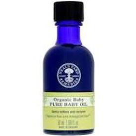 Organic Pure Baby Oil