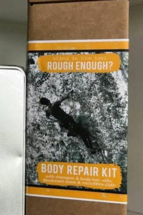 Rough enough body repair kit