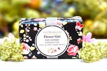 Flower Girl Soap Bar