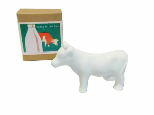 'How now brown cow' soap