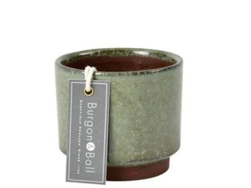Malibu succulent pot- green