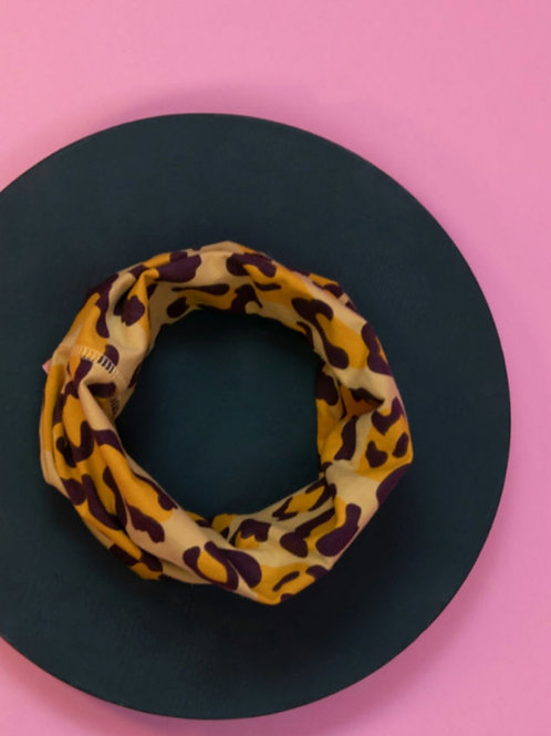 Leopard multiway band