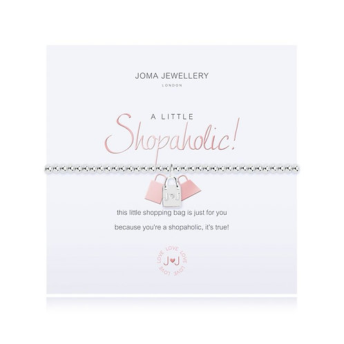 A Little Shopaholic Bracelet