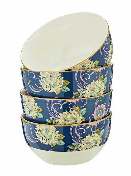 Fabulous Floral Bowls
