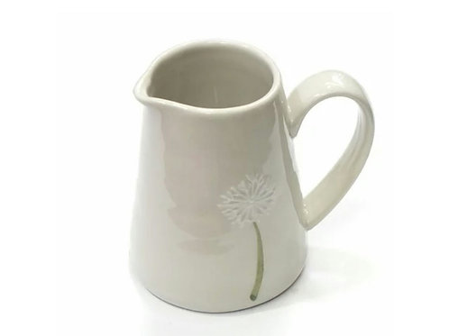 Mini flower jug - 3 assorted (80977)