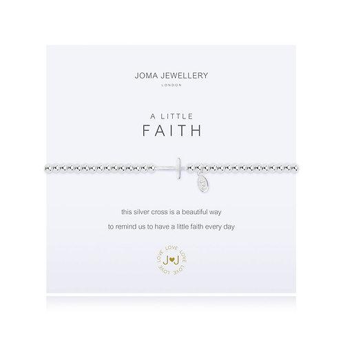A Little Faith Bracelet