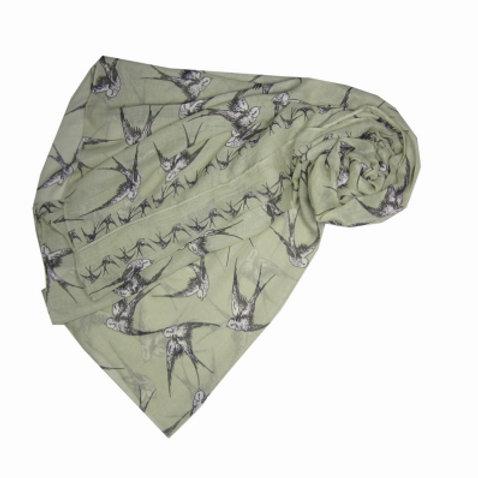 Swallows scarf