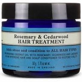 Rosemary & Cedarwood Treatment