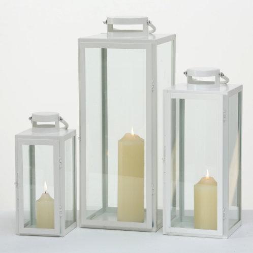 White Arana lantern (2 sizes)