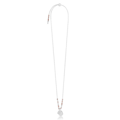 Caci charms necklace- Be Happy
