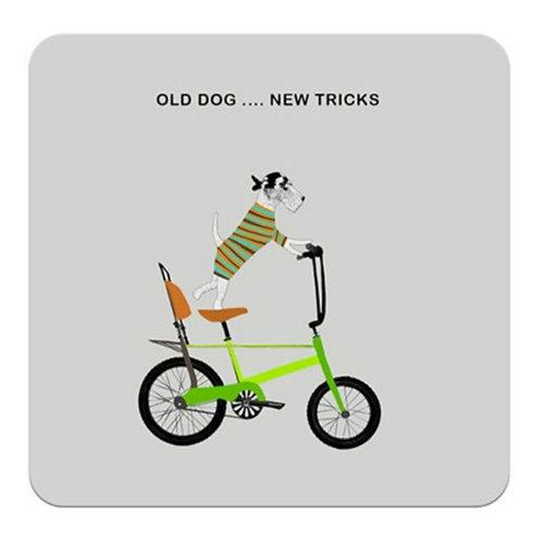 Old dog, new tricks - coaster