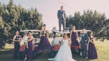 Karoline + Ken | Beechwood Golf Course Wedding