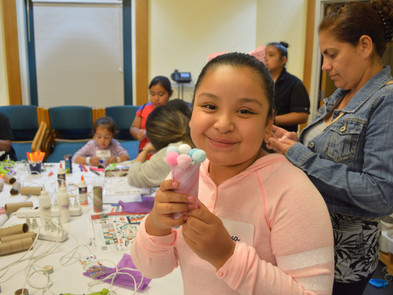 STEAM & STORIES Family Story Hour