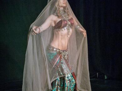 О выступлении Tribal Dream на концерте Samhain Tribal Dance Day 2016: Книга Странствий. 12 ноября 20