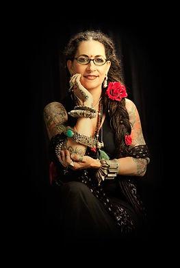 Каролина Нериккио, основатель American Tribal Style