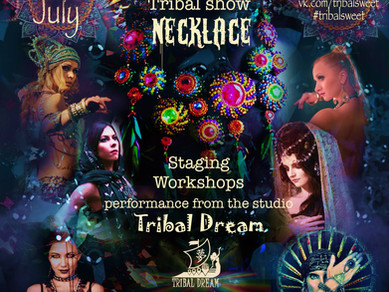 TRIBAL SWEET vol.3 Moscow Charity Festival |14-16 July