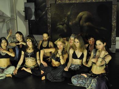 Волшебный танцевальный вечер в нашей студии. 8 Марта!