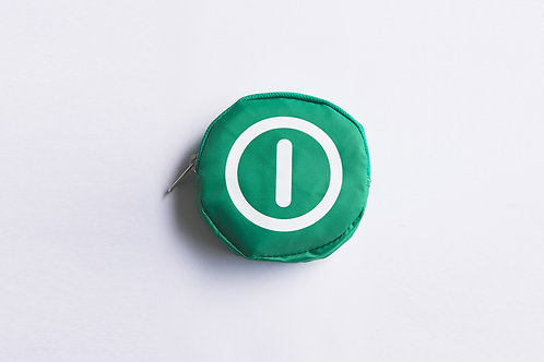 LOGO BAG 緑