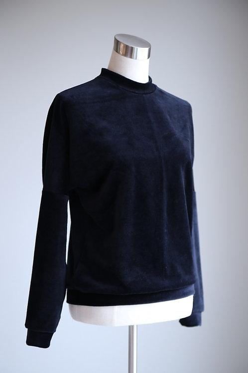 Vanessa velvet sweater