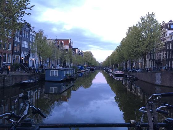 Healing in Amsterdam