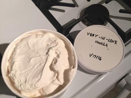 Recipe: Vanilla Ice Cream