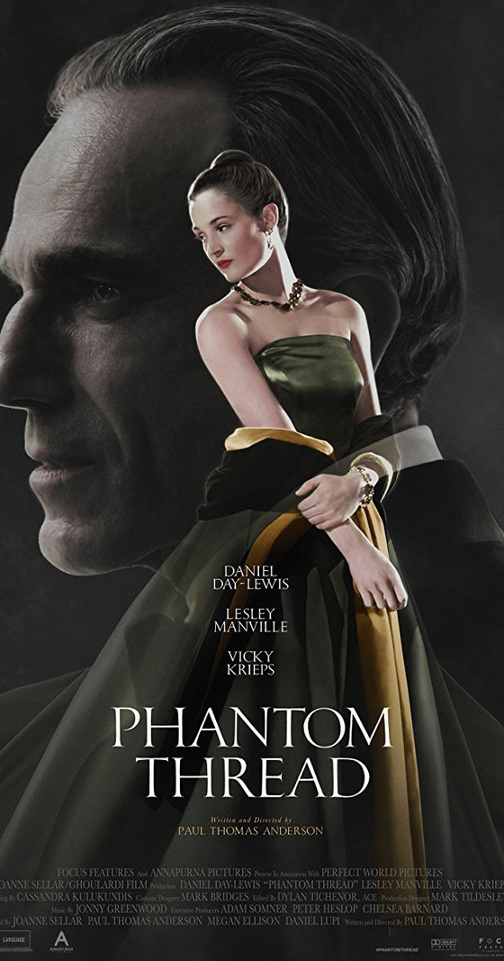 How Phantom Thread Reveals if You're a Romantic or a Realist