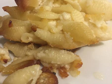 Recipe: White Macaroni