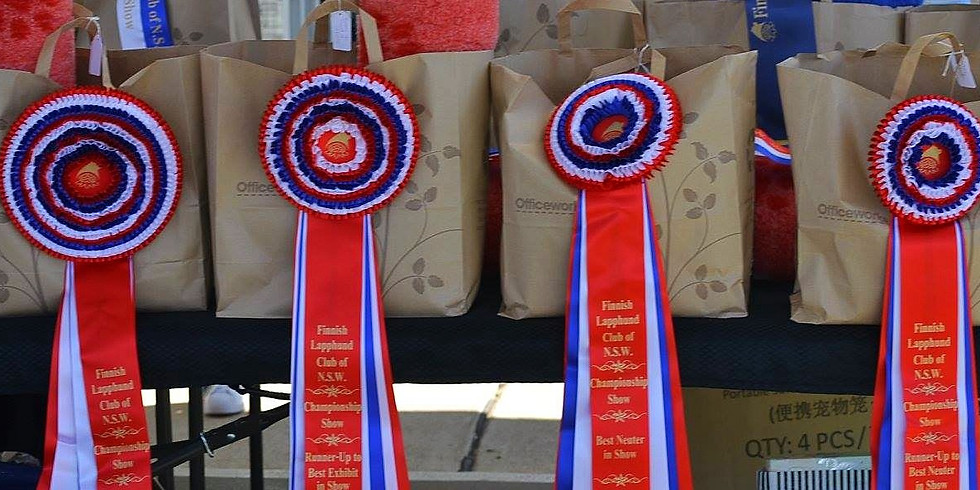 Annual Breed Specialty- 2018