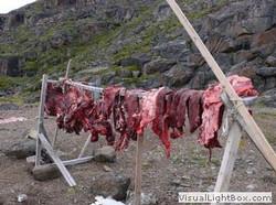 billy_etooangat_drying_caribou