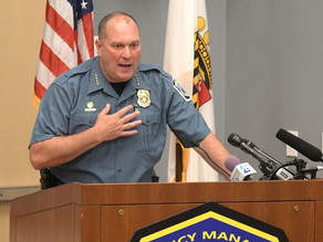 Anne Arundel police chief, executive and African American leaders condemn killing of George Floyd