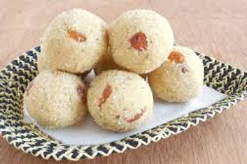 Organic Natural Home Made Rava Ladoo
