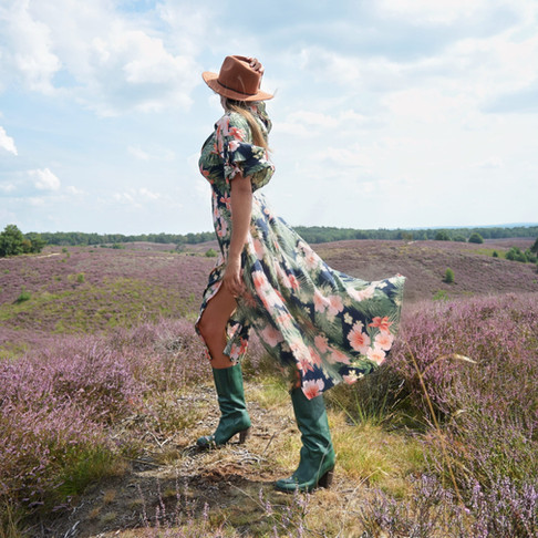 Dutch purple heather hotspots & 5 Veluwe must visits-The Netherlands