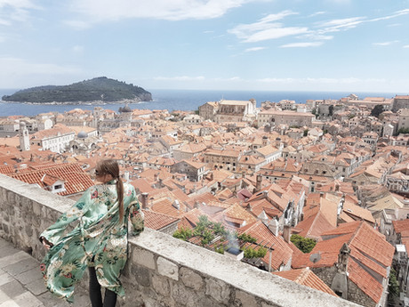 Dubrovnik - City of Heritage, Game of Thrones and the luxurious Hilton Imperial Hotel
