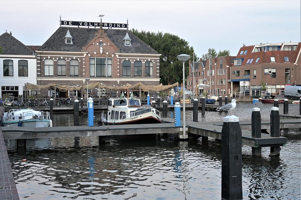 Restaurant Lot & de Walvis Leiden, Netherlands