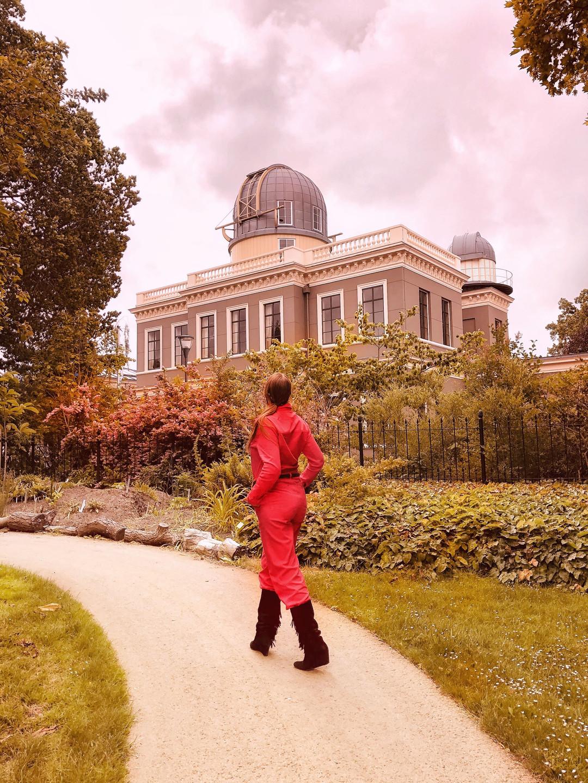 Hortus Botanicus Observatory Leiden Netherlands citytrip