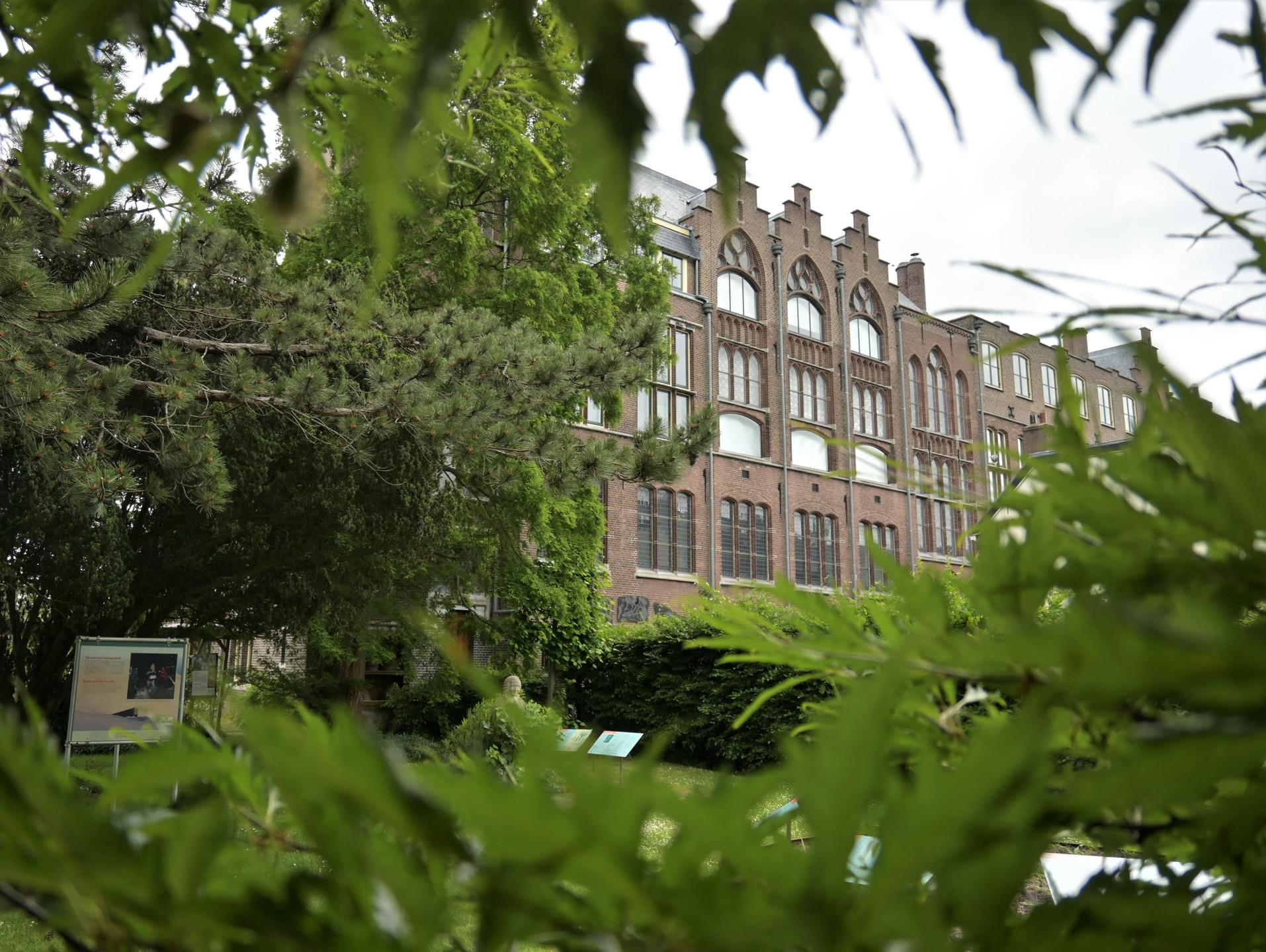 Hortus Botanicus University Leiden Netherlands