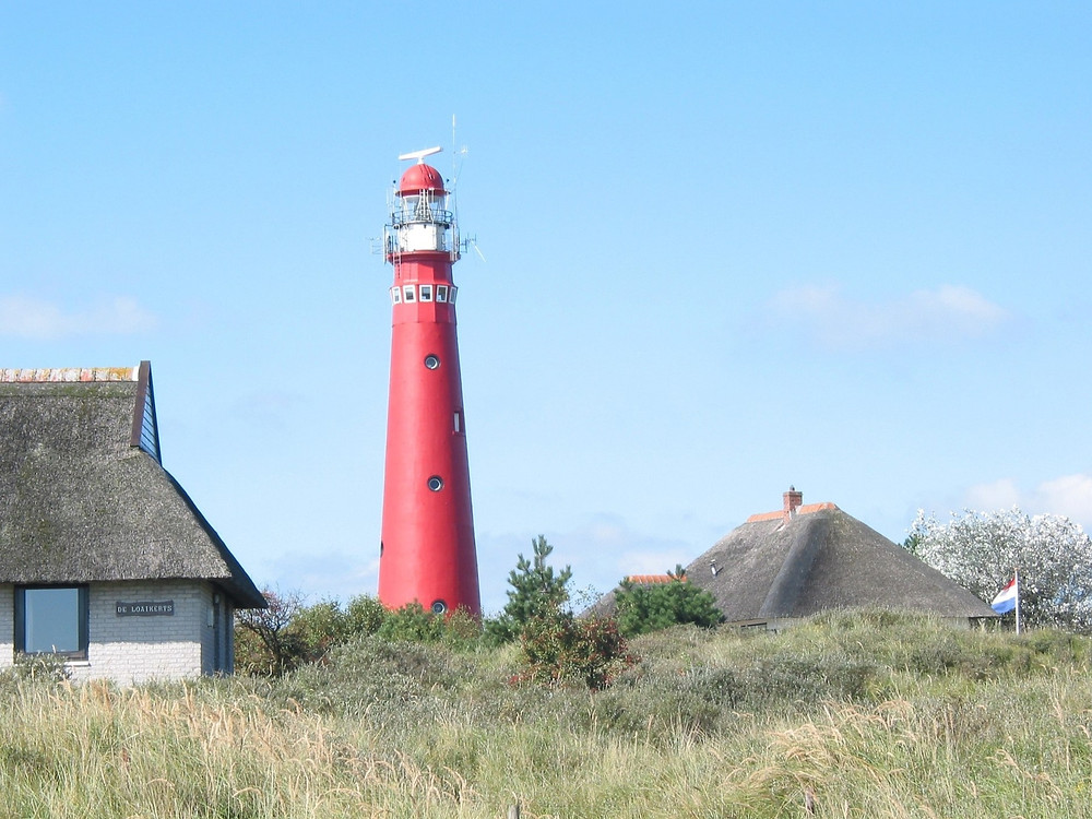 Lighthouse WaddenEilanden - the Netherlands