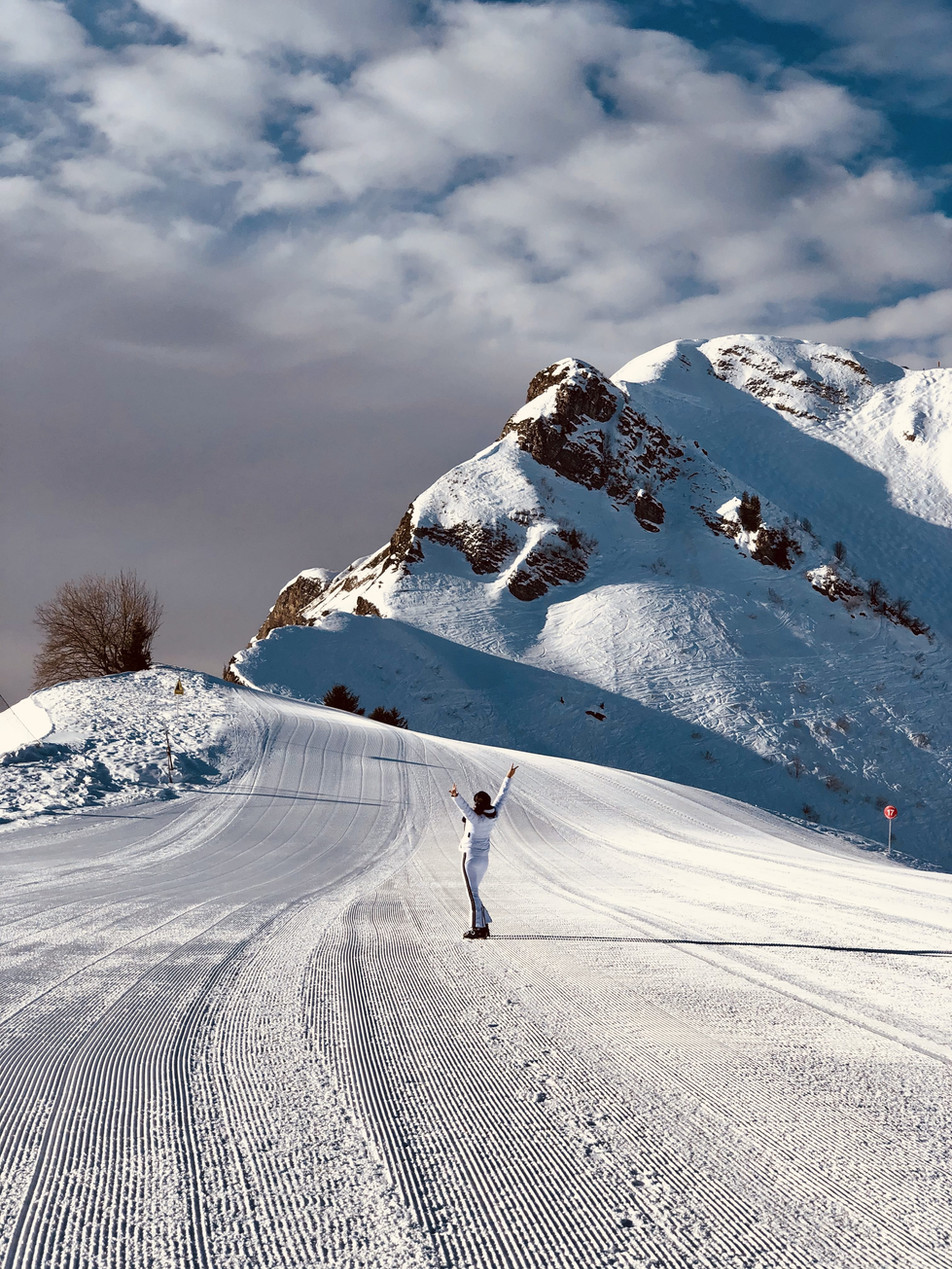Annecy Mountains – Authentic French skiing, gastronomy & wellness