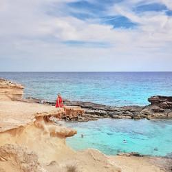 Cala des Muertes Formentera