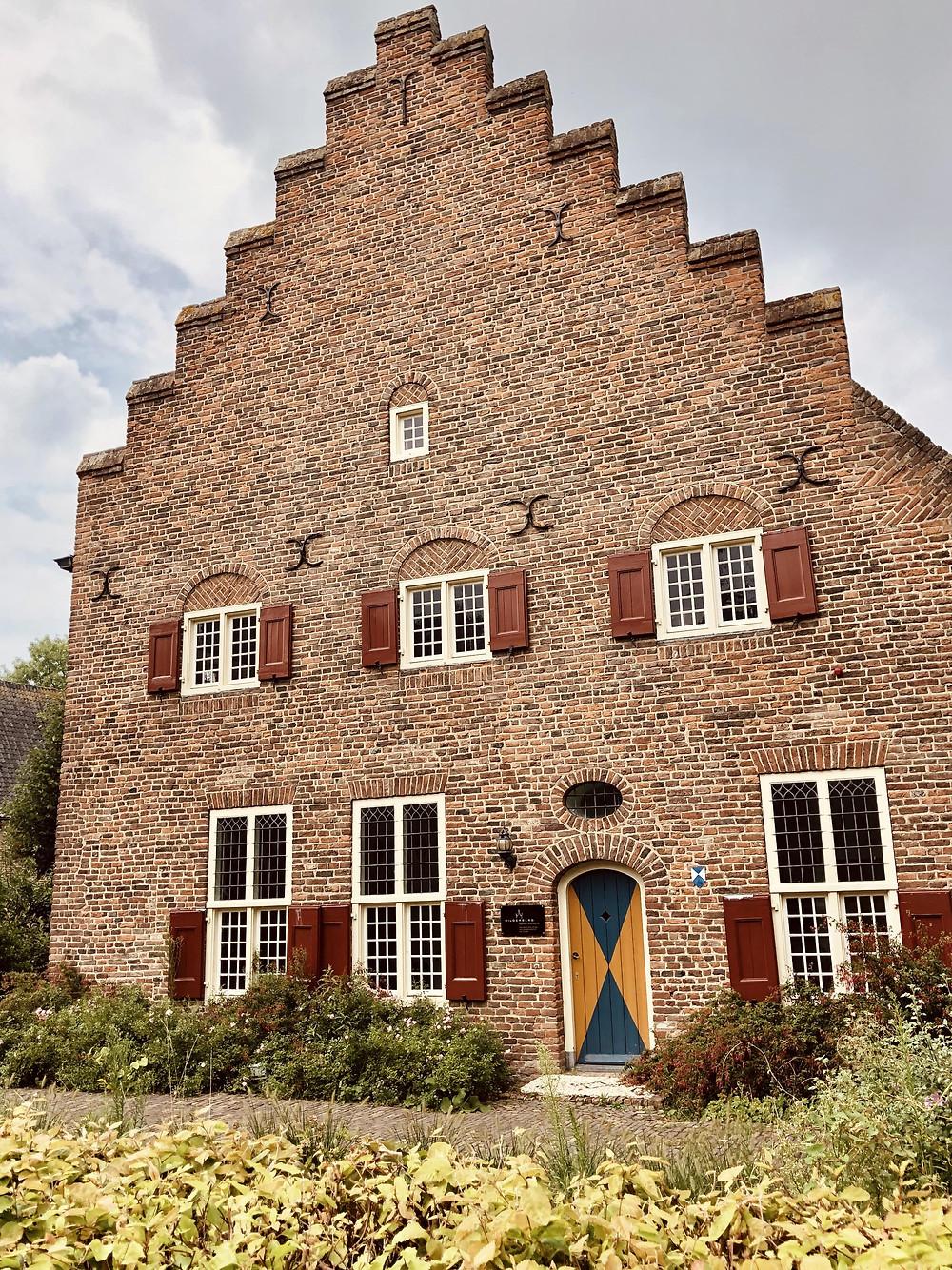 Bilderberg event location Doorwerth castle-the Netherlands