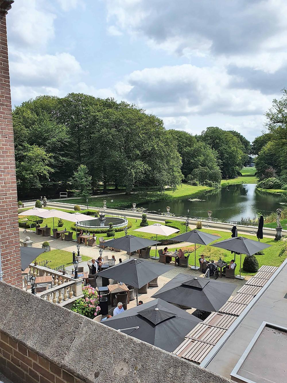 Duin & Kruidberg Hotel roomview Santpoort-Noord-Velsen-Netherlands
