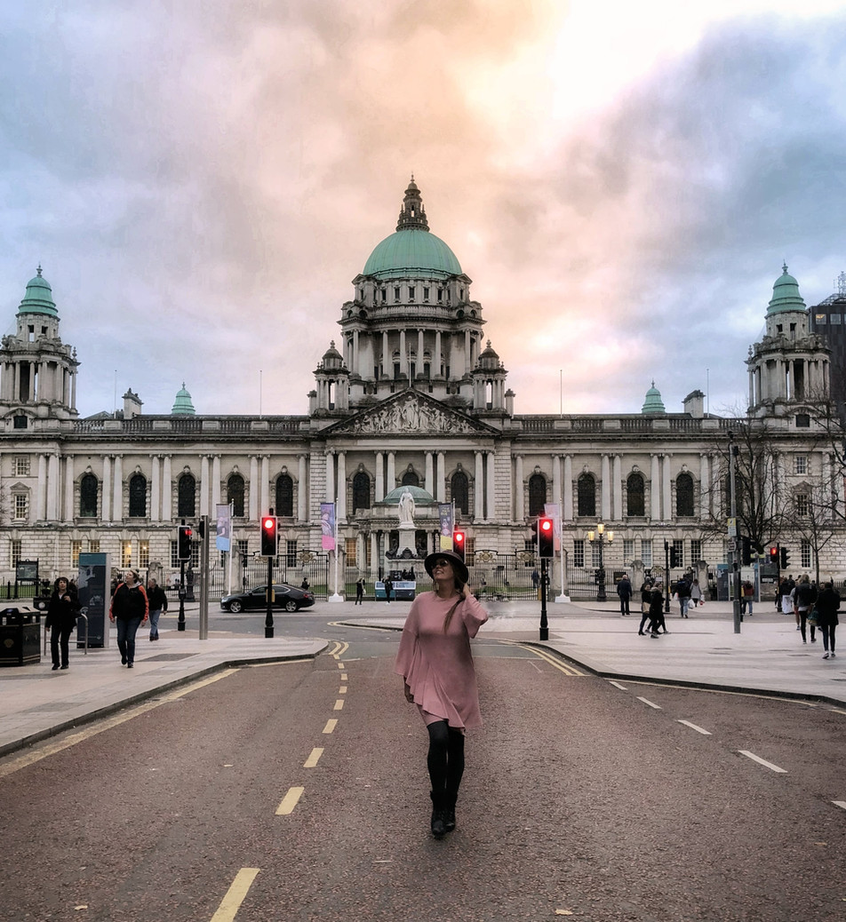Top 7 Instagram-mable spots & things to do in Belfast - the underrated Irish city