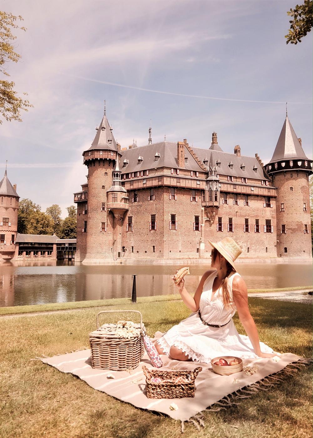 De Haar Castle Utrecht - the Netherlands