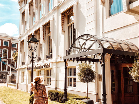 Affordable luxury city hopping staycation with Carlton Hotels - The Netherlands