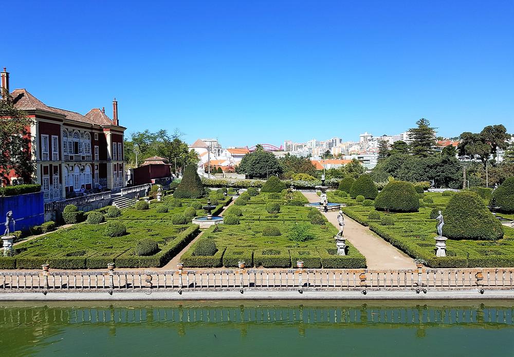 Fronteira Palace Gardens Lisbon