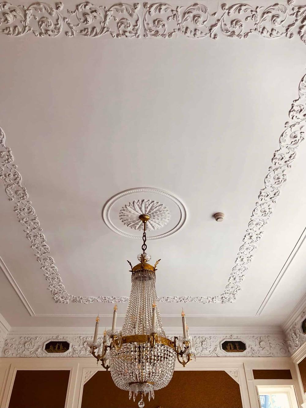 Duin & Kruidberg Hotel ceilings Santpoort-Noord-Netherlands